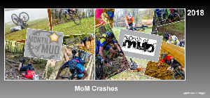 2018 Desk Calendar of MoM Crashes
