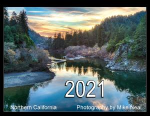 Northern California 2020 Calendar - - Version 1