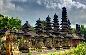 Towers of Bali
