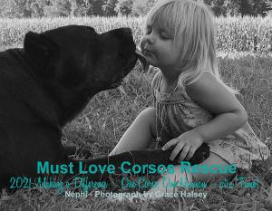 Must Love Corsos Rescue Wall Calendar