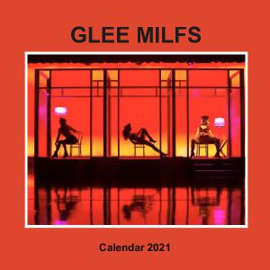 Glee Ladies Calendar 2021
