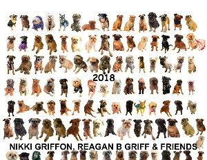 REAGAN,NIKKI GRIFFON & friends 2018