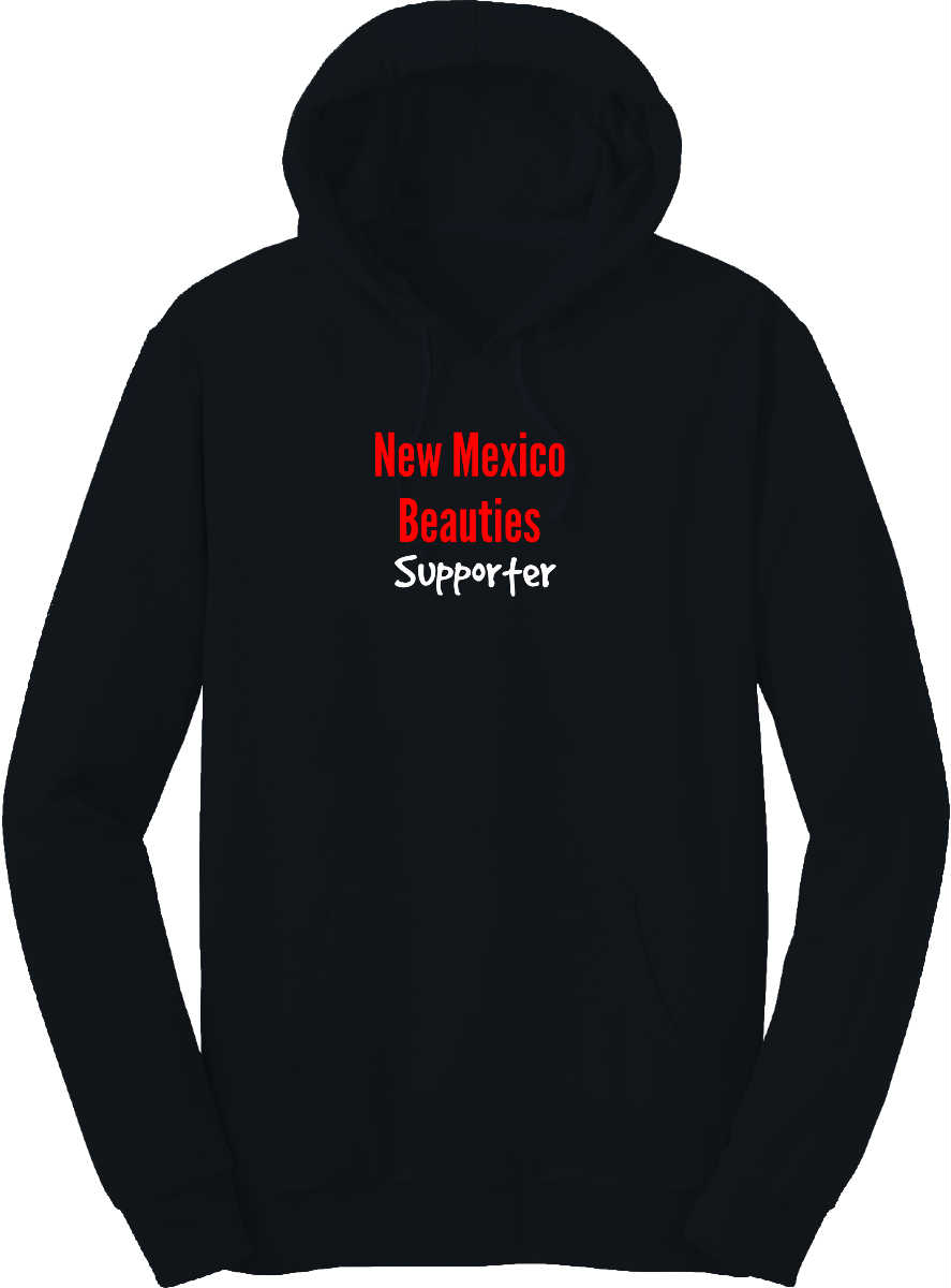 New Mexico Beauties supporter hoodie