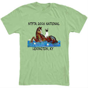 NTFTA Ky 2018  Mint Green