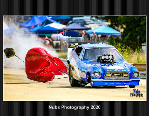 2020 Drag Racing Calendar By Nubs