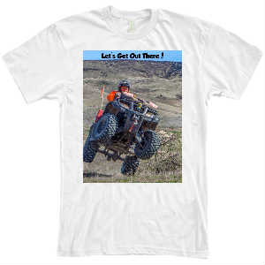 Boise Tee Shirt with Bill Jones