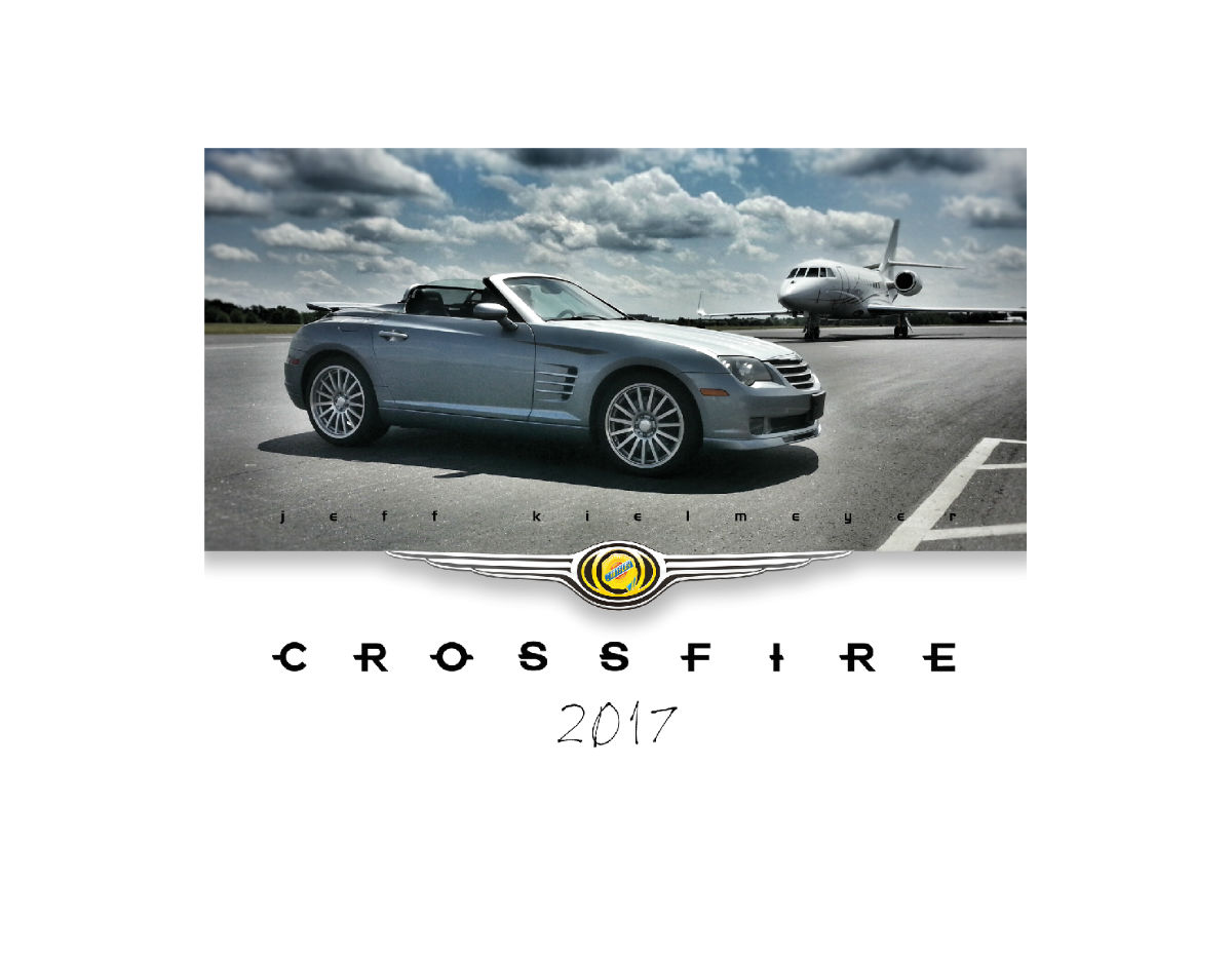 Crossfire Ride of the Month 2017