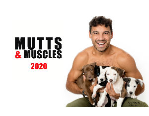 Paw Works Mutts & Muscles 2020 Calendar