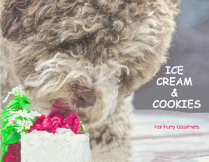 Ice Cream & Cookies For Furry Gourmets
