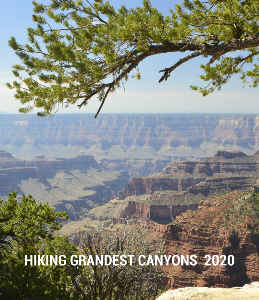 2020       THE GRANDEST CANYONS OF SW USA