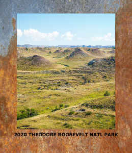 2020  THEODORE ROOSEVELT NATIONAL PARK