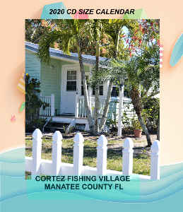 CORTEZ FLORIDA FISHING VILLAGE  2019