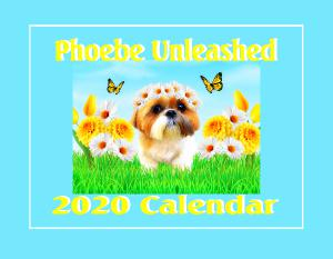 Phoebe Unleashed 2020 Calendar