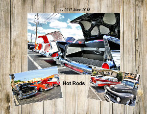 Hot Rods July 2017-June 2018