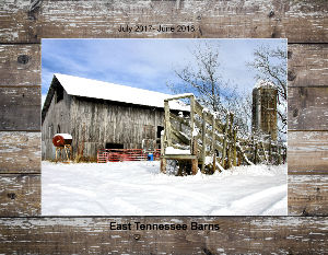 East Tennessee Barns