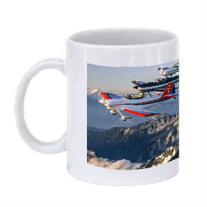 Arlington, WA Fly-In Mug