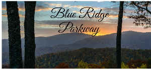 Blue Ridge Parkway - Desk Calendar