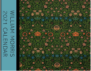 William Morris 2021 Calendar