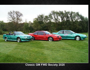 Classic GM FWD Society
