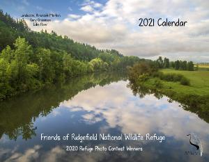 2021 Ridgefield National Wildlife Refuge Calendar