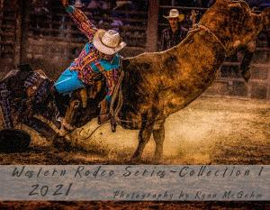 Western Rodeo Series Collection 1