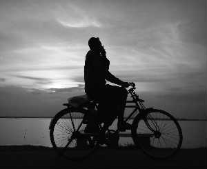 Alone With Cycle