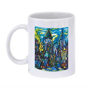 Spirit of NYC Mug (Blue)