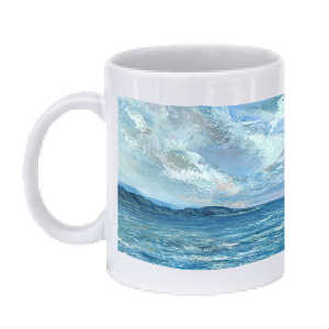 Out to Sea Mug 2