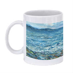 Out to Sea Mug 1