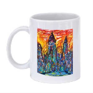 Spirit of NYC Mug (Red)