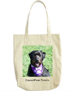Cause4Paws Tote Bag