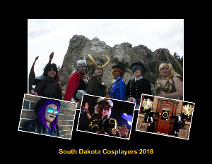 South Dakota Cosplayers