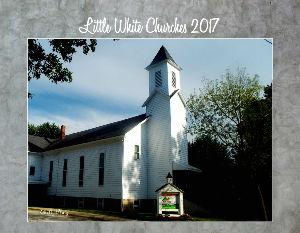 Little White Churches 2017