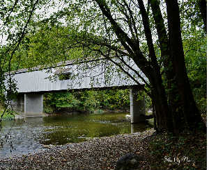 Adams Mill Covered Bridge