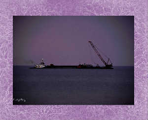Lake Michigan Machinery Canvas