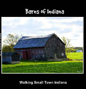 Barns of Indiana