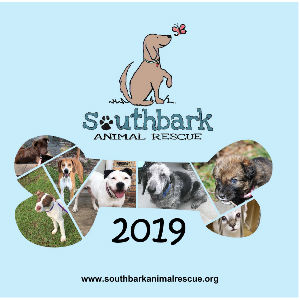 2019 SouthBARK Animal Rescue Calendar