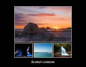 Scottish Lowlands Calendar