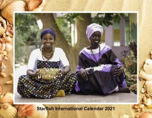 Starfish International 2021 Calendar
