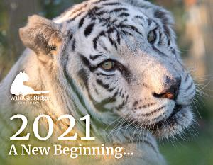2021 WildCat Ridge Sanctuary Calendar