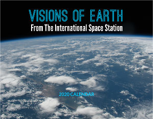 2020 Visions of Earth Calendar
