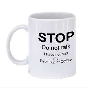 Stop ! Do Not Talk