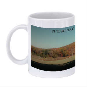 Sugarloaf Mountain Maryland Coffee Mug