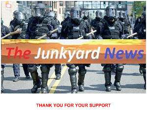 OFFICIAL JUNKYARD NEWS CALENDAR