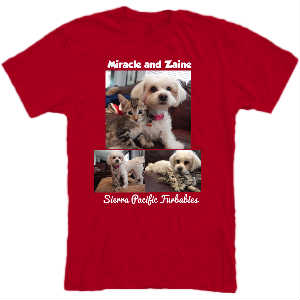 Miracle and Zaine T-Shirt