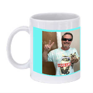 James and David Coffee Mug