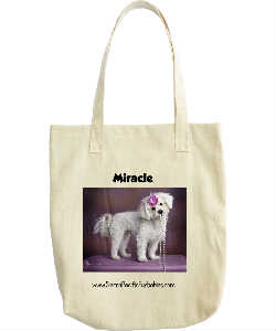 SPFs Miracle with Pearls ToteBag
