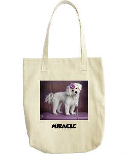 Miracle with Pearls Tote