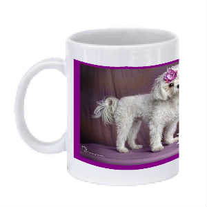 SPFs Miracle with Pearls Coffee Mug