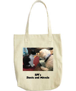 SPF Stevie and Miracle Tote 3